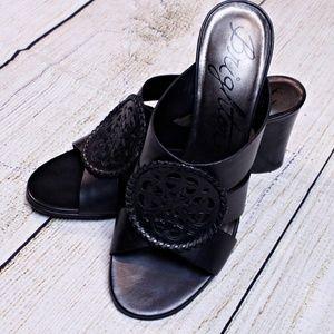 Brighton Black Shoes